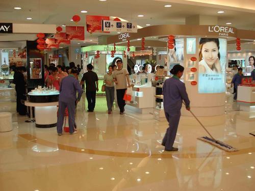 商场保洁服务方案